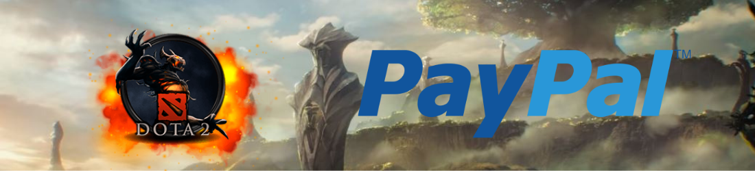 paypal payments dota 2
