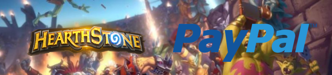 paypal payments hearthstone